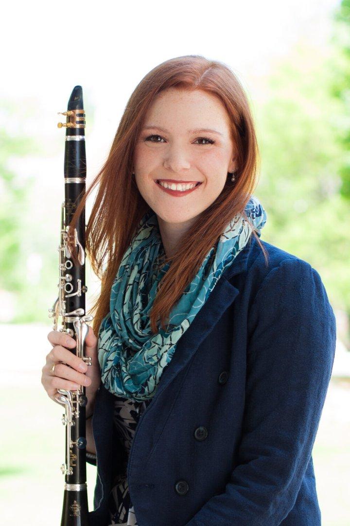 Charlotte Kies, DMA: Adjunct Professor of Clarinet and Music Theory at Lee University